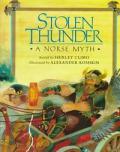 Stolen Thunder A Norse Myth