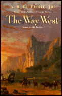 The Way West Cover
