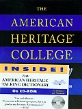 American Heritage College Dictionary With Cdro