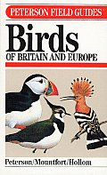 Field Guide To The Birds Of Britain & Europe