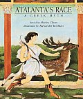 Atalantas Race A Greek Myth