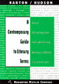 A Contemporary Guide to Literary Terms