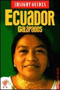 Insight Guide Ecuador Galapagos