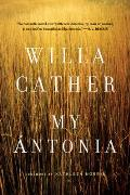 My Antonia Cover