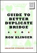 Guide To Better Duplicate Bridge
