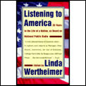 Listening To America Twenty Five Years