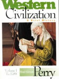 Western Civilization: A Brief History: To 1789