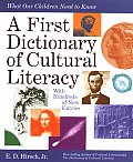 First Dictionary Of Cultural Literacy
