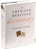 American Heritage Dictionary of the Englis 4TH Edition