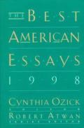 Best American Essays 1998
