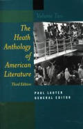 Heath Anthology Of American Literat Volume 2