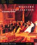 Western Civilization the Contin Volume 2 2ND Edition
