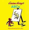Curious George ABCs Cover