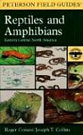 Peterson Field Guide to Reptiles & Amphibians Eastern & Central North America