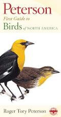 Birds of North America (Peterson First Guide)