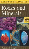 Peterson Field Guide to Rocks & Minerals 5th Edition