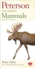 Peterson First Guide to Mammals of North America (First Guide)