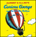 Curious George & the Hot Air Balloon