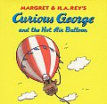 Curious George and the Hot Air Balloon Cover