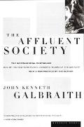 Affluent Society, 40TH Anniversary Edition, Updated (98 Edition)