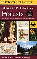 A Field Guide to California and Pacific Northwest Forests (Peterson Field Guides) Cover