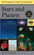 Field Guide To The Stars & Planets 4th Edition Peterson Field Guide