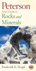 First Guide To Rocks & Minerals Petersons