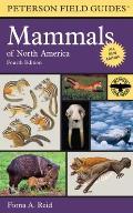 Mammals of North America : Field Guide (4TH 07 Edition)