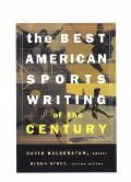 The Best American Sports Writing of the Century Cover