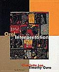Oral interpretation