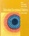 Educating Exceptional Children 9th Edition