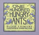 One Hundred Hungry Ants Cover