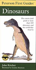 First Guide To Dinosaurs Petersons