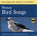 Field Guide to Western Bird Songs Western North America