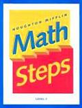 HM Math Steps, Level 7