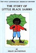 The Story of Little Black Sambo Cover