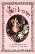 A Little Princess with Bookmark Cover