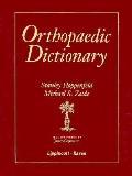 Orthopaedic Dictionary