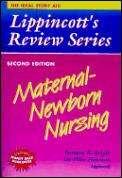 Maternal Newborn Nursing 2nd Edition Study Guide