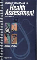 Nurses Handbook Of Health Assessment