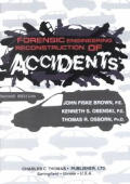 Forensic engineering reconstruction of accidents