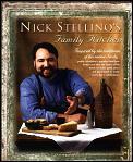 Nick Stellinos Family Kitchen