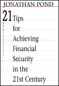 Your Money Matters 21 Tips For Achieving