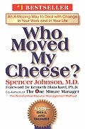 Who Moved My Cheese? (Large Print)