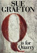 Q Is for Quarry Signed Edition Cover