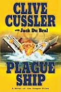 Plague Ship (Oregon Files) Cover