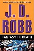 Fantasy in Death (In Death) Cover
