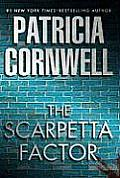 The Scarpetta Factor (Kay Scarpetta Mysteries) Cover
