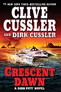 Crescent Dawn (Dirk Pitt Adventures) Cover