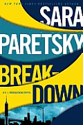 Breakdown (V.I. Warshawski Novel) Cover